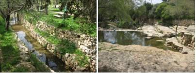 גן לאומי עין חמד - טיול בשבת עם הילדים