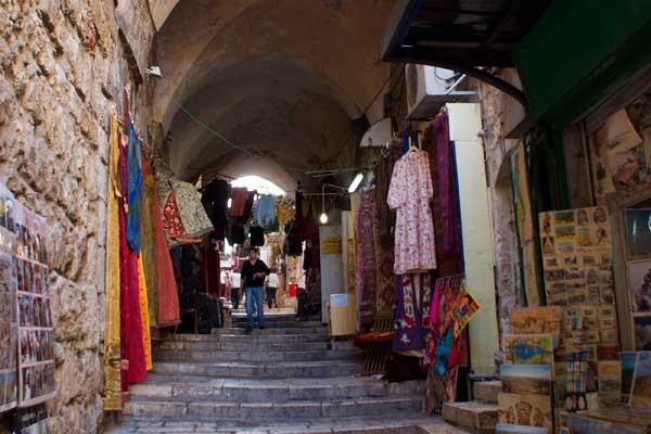 טיול קצר לירושלים העתיקה