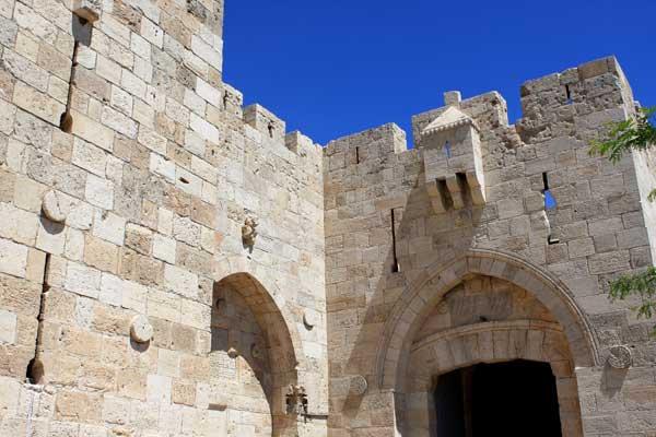 טיול בירושלים