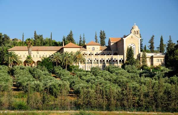 מנזר לטרון – מנזר השתקנים