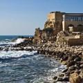 מנחל התנינים אל קיסריה