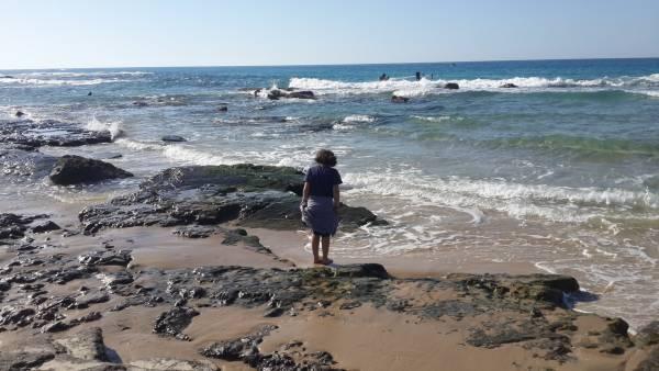 חוף רחצה פלמחים - טיולים לשבת עם הילדים