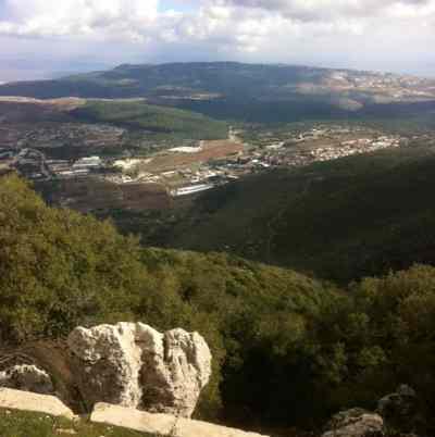 טיול להר מירון והסביבה