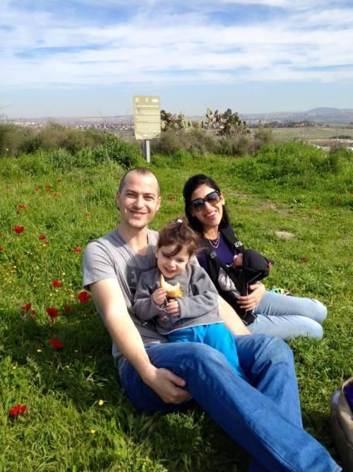 גבעת התיתורה - טיולים לשבת עם הילדים
