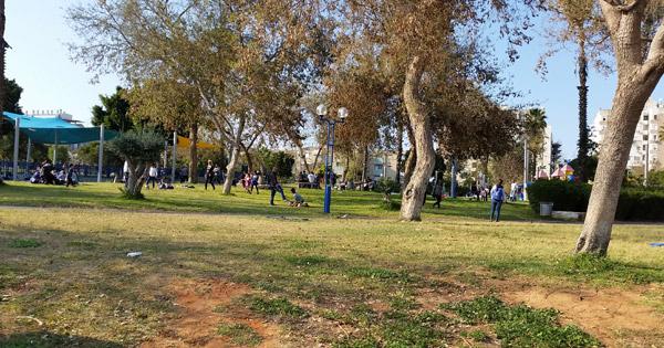 לה פארק - טיול בשבת עם הילדים