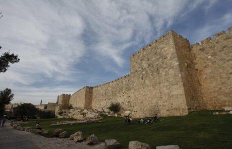 טייל כפי יכולתך בירושלים