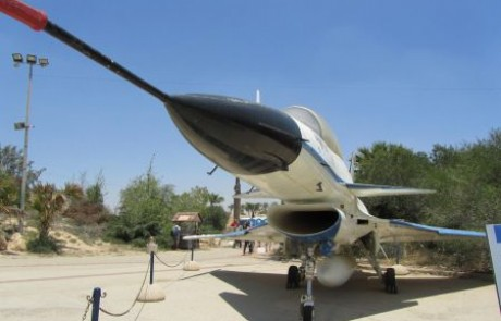 מוזיאון חיל האוויר בחצרים